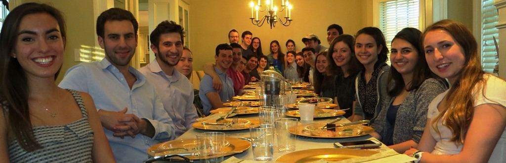 Chabad at Harvard Shabbat