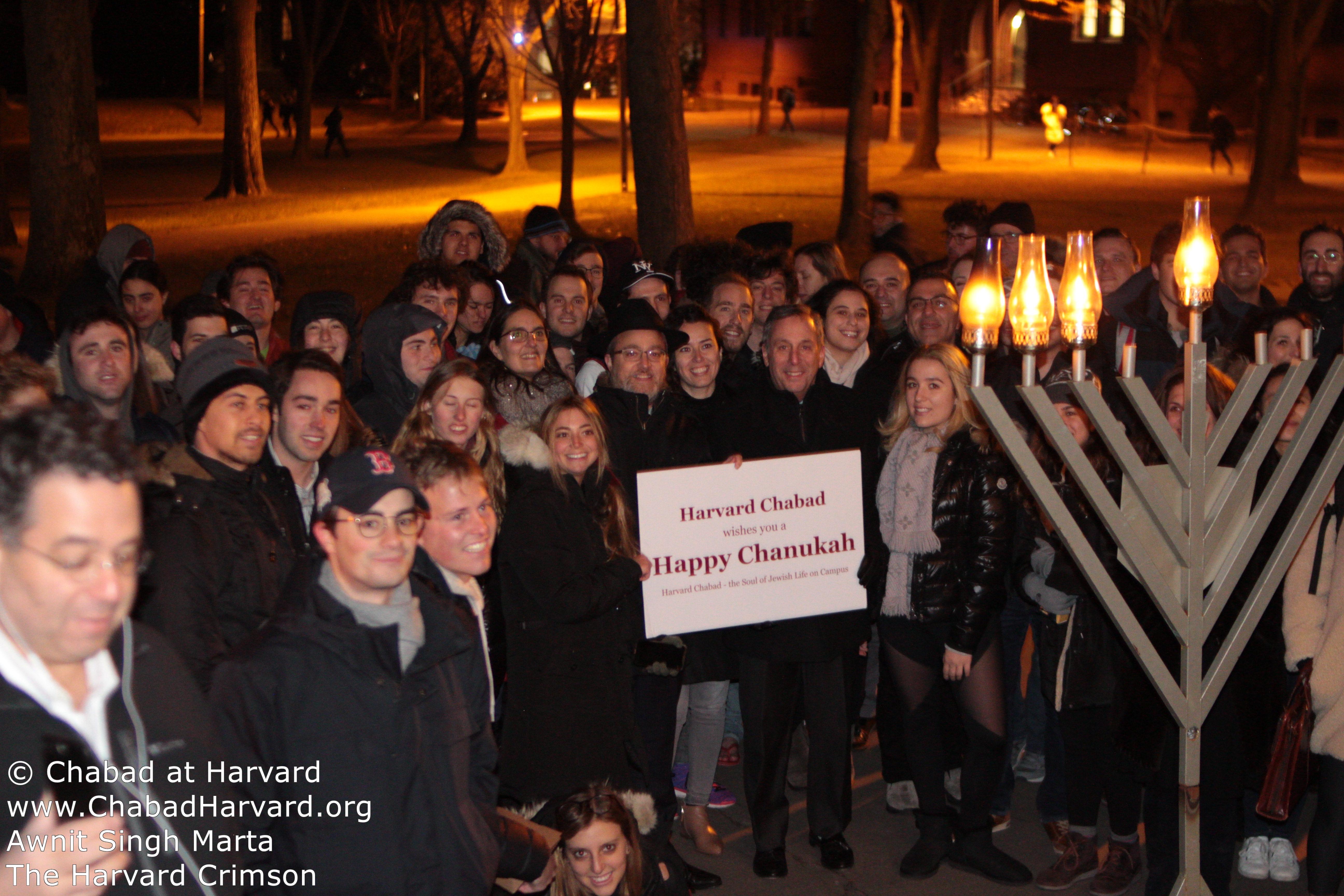Harvard Chabad